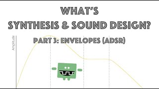 What's Synthesis and Sound Design? Part 3: Envelopes & ADSR (Music Theory)