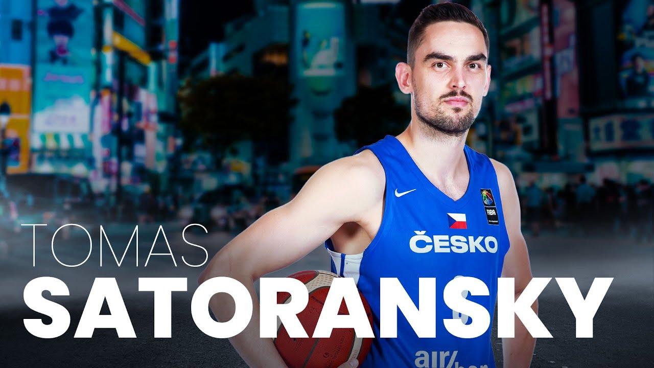 Tomas Satoransky | Top Plays for Czech Republic | Players to watch at Tokyo 2020