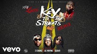 YFN Lucci - Key to the Streets (Remix) (Audio) ft. 2 Chainz, Lil Wayne, Quavo