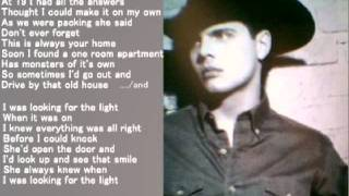 Rick Trevino - Looking For The Light ( + lyrics 1995)