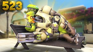 Orisa Takes A Break!! | Overwatch Daily Moments Ep.523 (Funny and Random Moments)