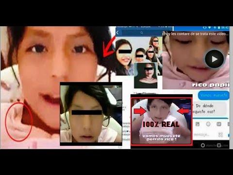 Video de la niña de facebook que le ha dado la vuelta al Mundo