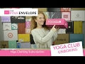 Yoga Club Clothing Subscription Review #3