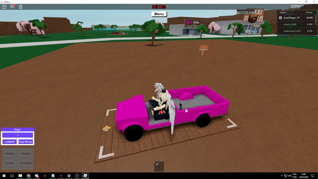 Roblox Lumber Tycoon 2 Dupe Script Roblox Robux Hack Really Works Lt2 Gui