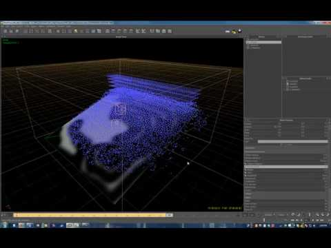 Digital Tutors - Using Filter to Control Particles in RealFlow 5.