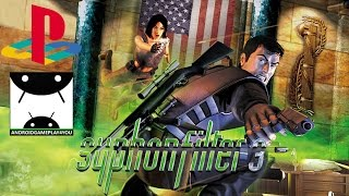 Syphon Filter 3 (ePSXe emulator) Android GamePlay