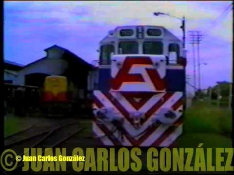 El Ferrocarril Urquiza en 1990