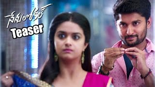 Nenu Local Movie Teaser || Nani, Keerthy Suresh
