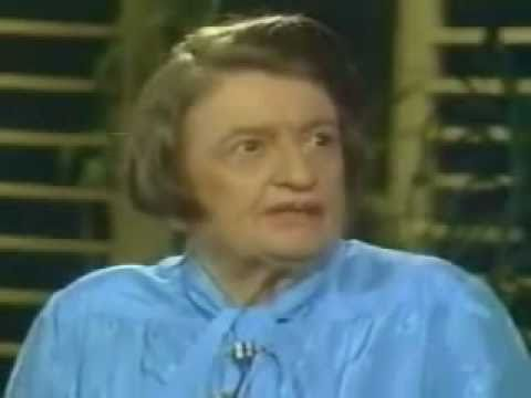 Ayn Rand - No Proof of God