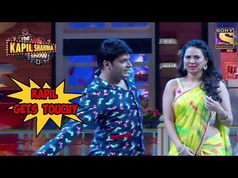 Kapil Gets Touchy With Lottery – The Kapil Sharma Show