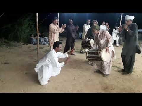 Balochi Do Chapi Dance