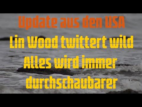 Update aus den USA: Lin Wood twittert wild - Alles wird immer durchschaubarer!