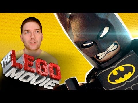 The Lego Movie - Movie Review
