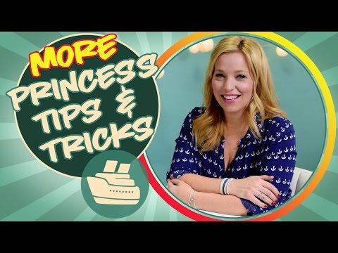 More Princess Cruises Tips and Tricks