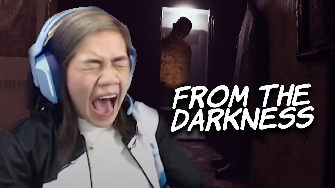 THE CREEPIEST GAME EVER!!!   From the darkness