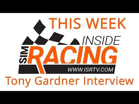 This Week Inside Sim Racing - Live Tony Gardner / iRacing Interview