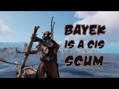 Bayek is a