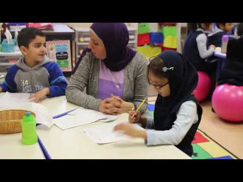 Manarah Islamic Academy First Grade Guided Reading Groups