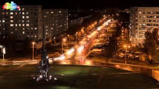 Ночной Северодвинск