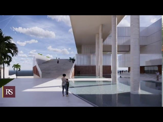 Architecture, here is the project of the new judicial offices in Catania signed by Modostudio
