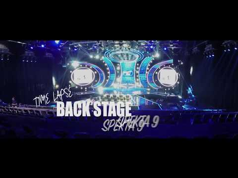 Backstage Spekta Top 7 - Indonesian Idol 2018