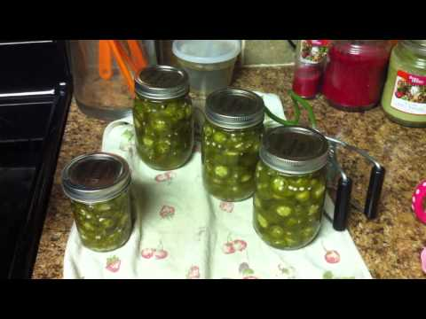 Canning Pickled Jalapeno Peppers