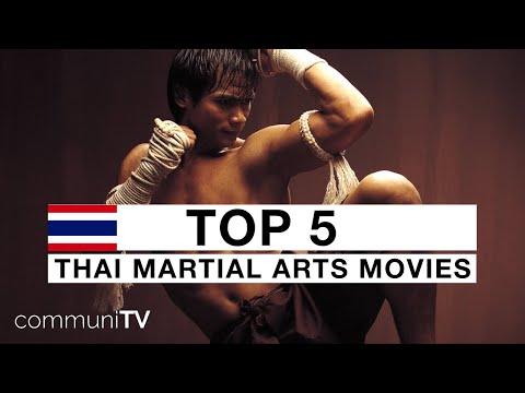 TOP 5: Thai Martial Arts Movies