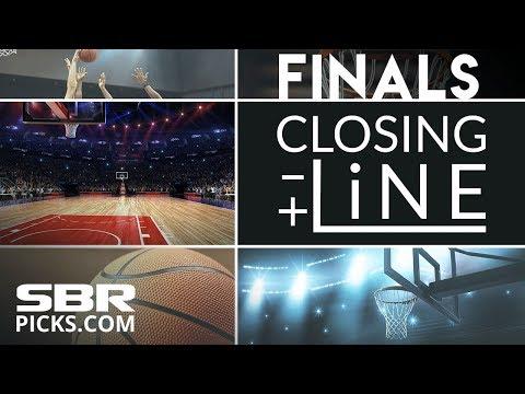 Closing Line NBA Finals Picks and Predictions | Sunday, June