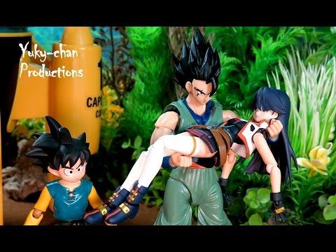 """""""THE DAUGHTER OF BARDOCK""""- LOS 5 INMORTALES (PARTE 1) -Dragon ball super c- Stopmotion"""