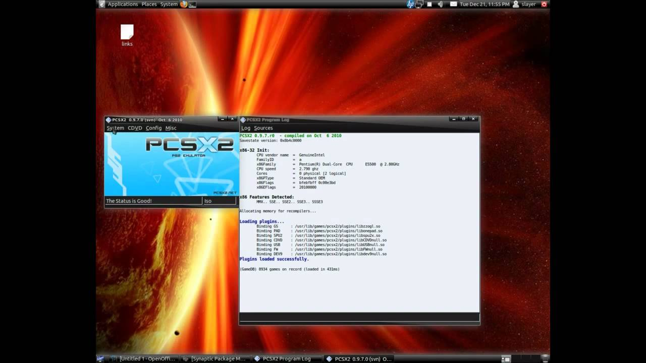Easy Install of PCSX2 on Linux