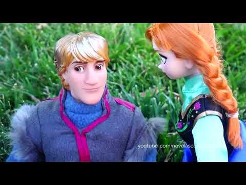 Dramas de princesa Primera Temporada - Historia con Elsa y Anna de Frozen y otras princesas Disney