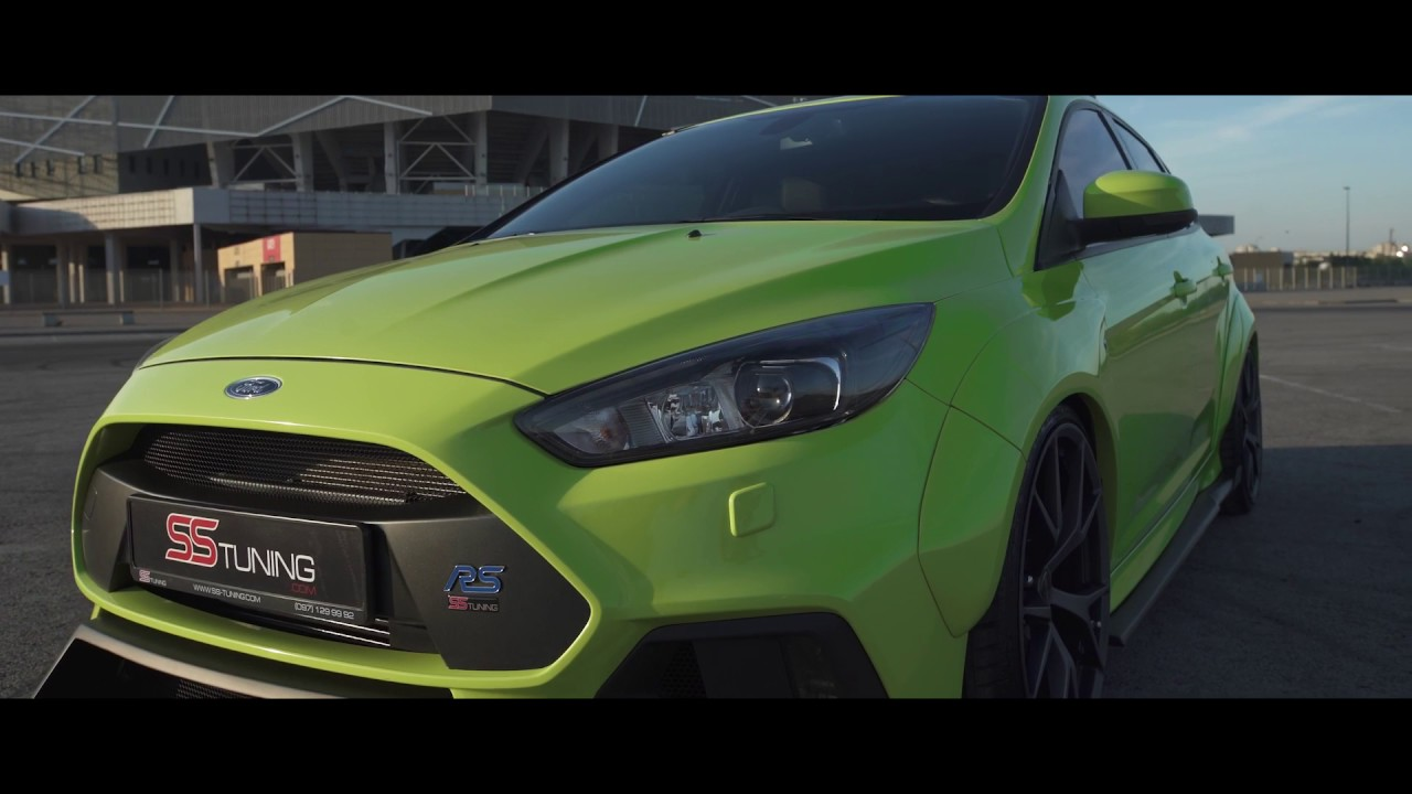 ford focus rs mk3 by ss tuning youtube