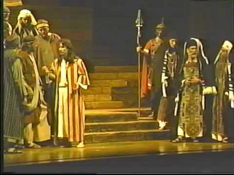 1995 Beaumont Passion Play - Beaumont, Texas
