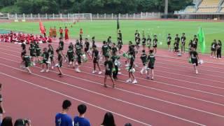 LSTC 2016-2017 陸運會 啦啦隊 愛社