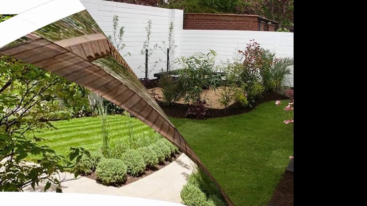 Hermosos jardines de dise o de jard n peque os para la for Diseno jardines pequenos