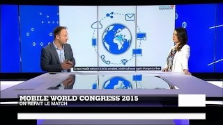Mobile World Congress 2015 : on refait le match ! - #Tech24