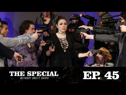 """The Special Without Brett Davis Ep. 45: """"Guns"""" with Crazy & The Brains"""