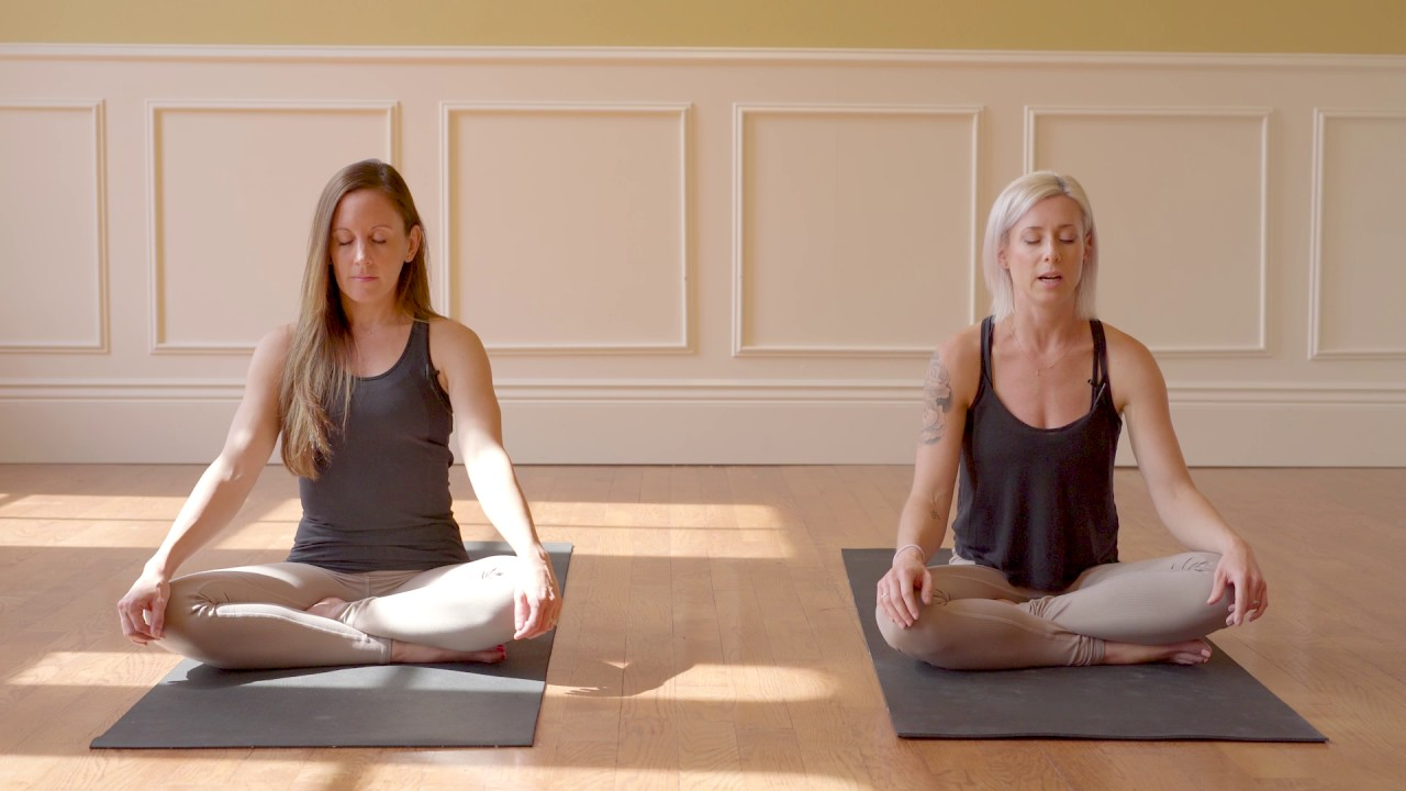 Sumits Hot Yoga - Meditation - YouTube
