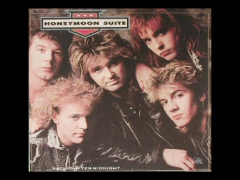 Honeymoon Suite - It's Over Now (1988) - YouTube