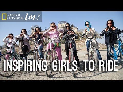 Biking Afghanistan, Part 3: Inspiring Girls to Ride | Nat Geo Live