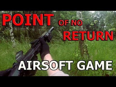 AIRSOFT MILSIM Game OP Point Of No Return GSP Airsoft german/deutsch