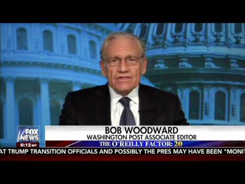 "Bob Woodward: Nunes Could Have Evidence Of ""Gross Violation … Could Be Criminal"""
