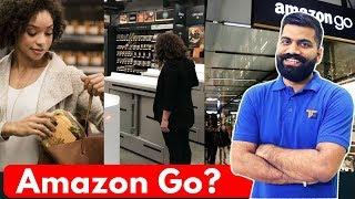 Amazon Go Explained - The Future of Shopping