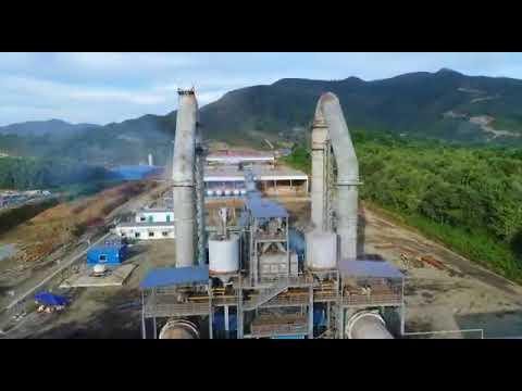 Pembangunan tambang nikel sulawesi tenggara.kendari pulau kabaena smelter 1