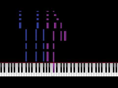 Imogen Heap - Hide and Seek - Piano Tutorial & Sheet Music thumbnail