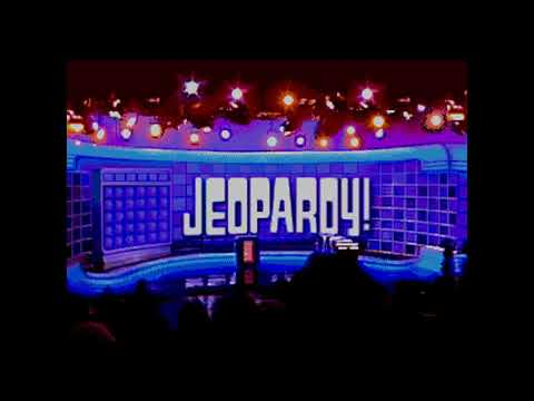 Jeopardy! ( Genesis ): Title Screen music ( EarthBound soundfont )