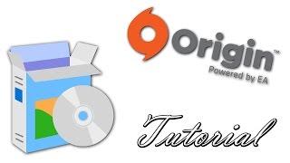 Origin-Spiele installieren - Tutorial