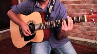 """Como tocar """"Ob-La- Di-Ob-La-Da"""" de los Beatles - Tutorial Guitarra (Acordes) HD"""