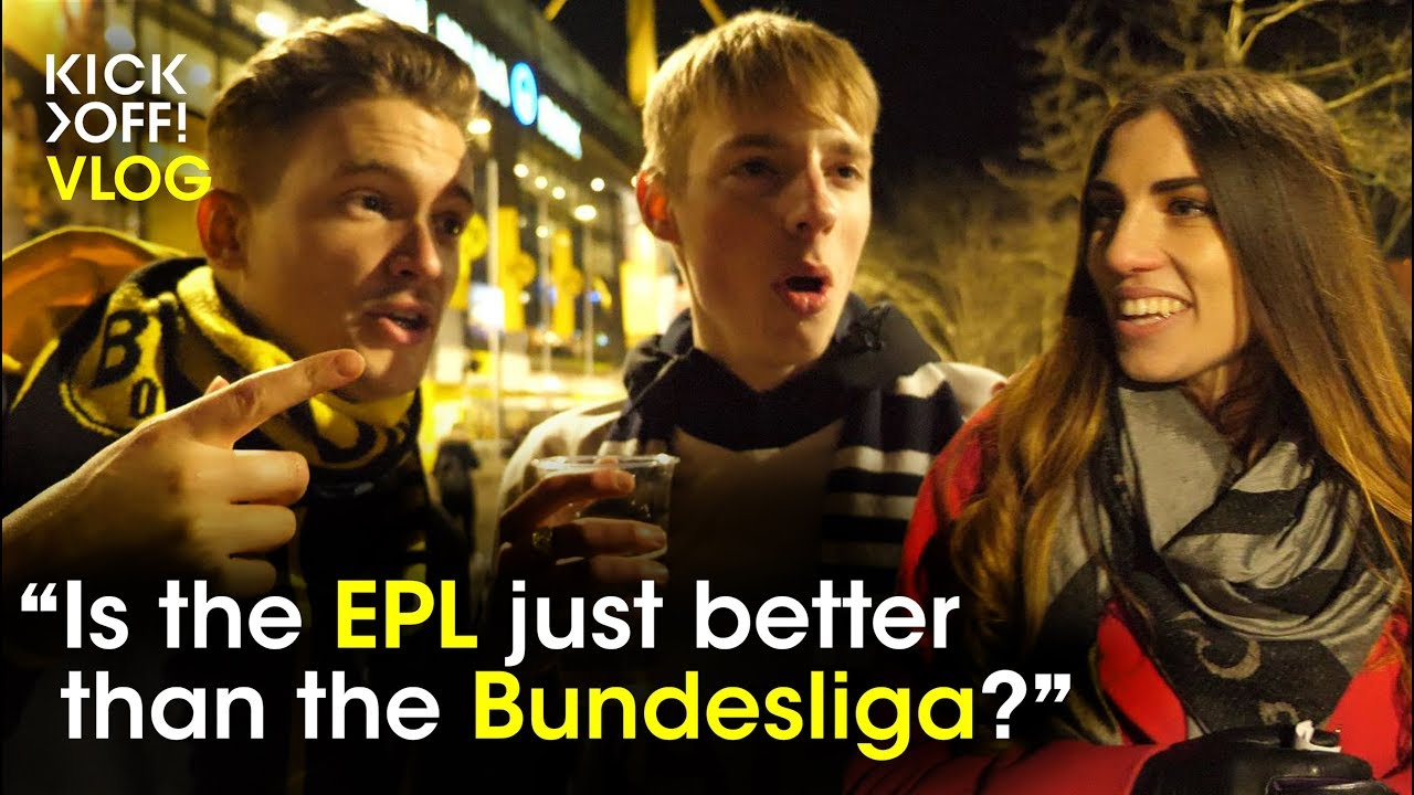 The Bundesliga Is Back. Why Isn't the Premier League?