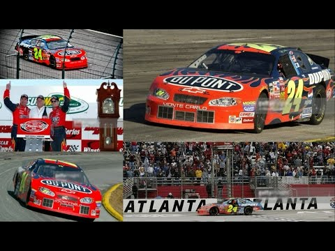 All 3 of Jeff Gordon's Wins in 2003 (Finishes) Jeff Gordon Edit
